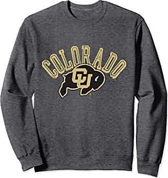 Venley Colorado Buffaloes CU Buffs NCAA Womens Sweatshirt uofc1035