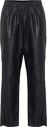 Maison Margiela Faux-leather relaxed pants