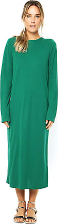 Finery Vestido Finery London Midi Verde