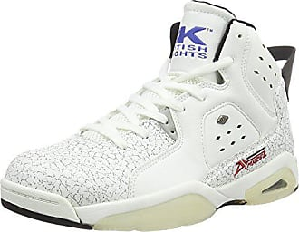 online retailer 54283 0f27c British Knights Herren MAVIK High-Top Weiß (white black 08) 44 EU