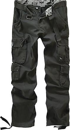 718b585b2ec6 Black Premium by EMP Army Vintage Trousers - Cargohose - khaki - EMP  Exklusiv
