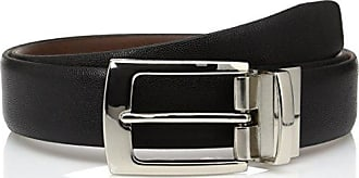 Tallia Mens Hockney Leather Belt