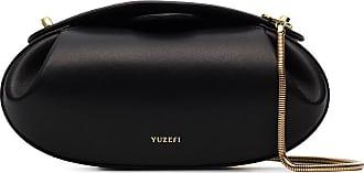 Yuzefi Dinner Roll shoulder bag - Black