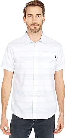 ONEILL Mens Casual Modern Fit Short Sleeve Woven Button Down Shirt