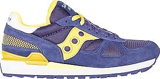 Saucony Originals Sneaker Shadow Original in Pelle Scamosciata Navy