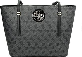 380b5345ecd Alma Mini schoudertassen zwart. Verzending: gratis. Guess tote handtassen  grijs