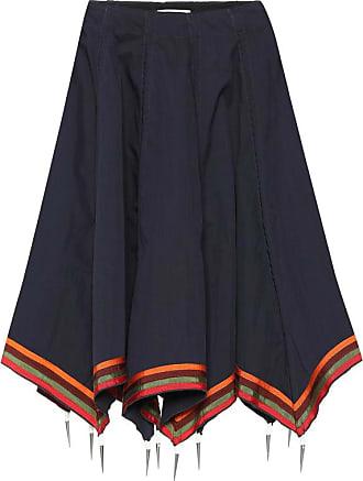J.W.Anderson Umbrella cotton skirt