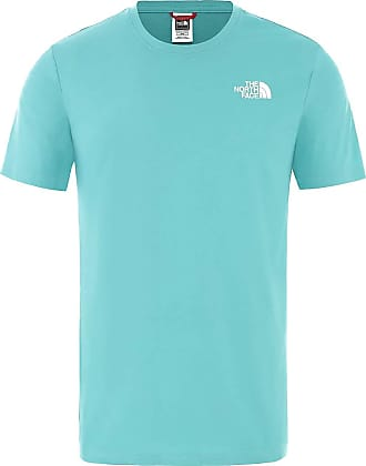 The North Face Redbox Cel SS Tee Men lagoon Size L 2020 Shortsleeve Shirt