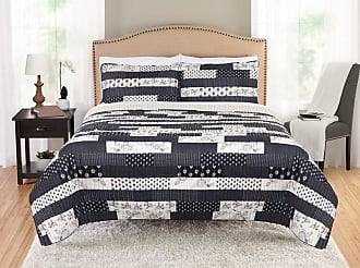 Better Homes & Gardens Floral Patchwork Quilt Set by Better Homes & Gardens, Size: Full/Queen - 30ZR2 099205