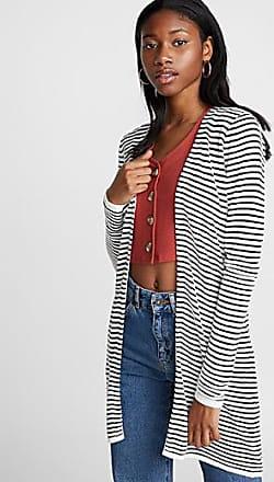 Twik Textured stripe cardigan