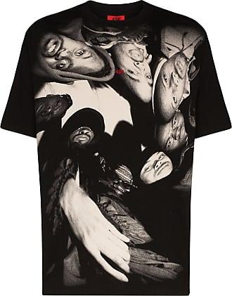 424 424 x Wu-Tang Clan T-Shirt - Schwarz