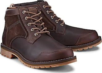 TIMBERLAND HERREN SCHUHE Boots halbhoch braun Gr.41