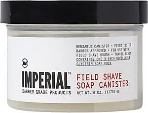 Imperial Rasurpflege Field Shave Soap Canister 176 g