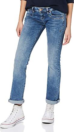 LTB Damen Jeans VALERIE Milu Wash Dunkelblau