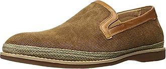 English Laundry Mens Goldhawk Slip-On Loafer, Camel, 11 M US