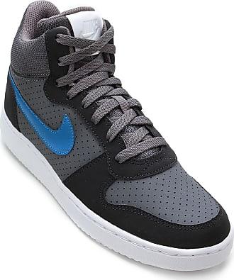 Nike Tênis Couro Cano Alto Nike Recreation Mid Masculino - Masculino 24f5824ee4e19