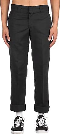 Dickies Slim Straight Work Pants black