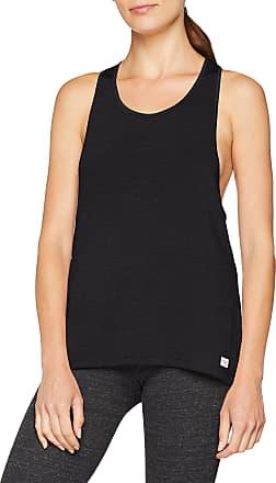 sloggi Womens Move Flow Tank Top Base Layers,Multicolour (Black Combination M014),S