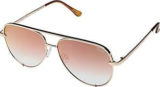 Quay Eyeware High Key Mini QUAY X DESI (Rose/Copper Fade) Fashion Sunglasses