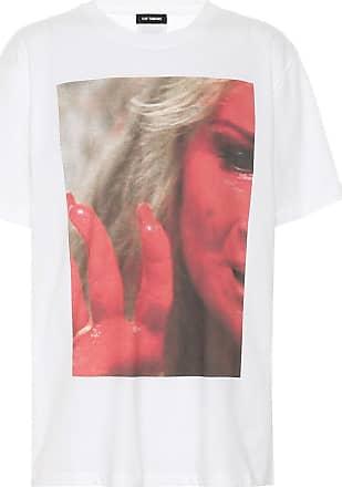 Raf Simons Graphic cotton T-shirt