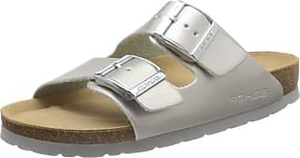 Rohde Womens Alba Mules, Silver 89, 6 UK