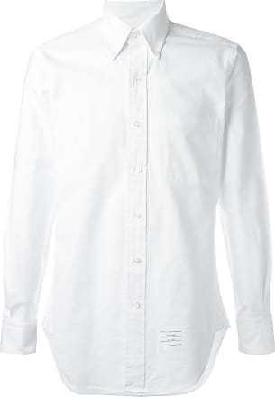 Thom Browne Classic Oxford Shirt - White
