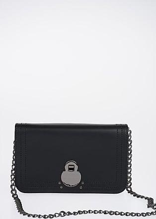 Longchamp Pochette in Pelle con Catena taglia Unica