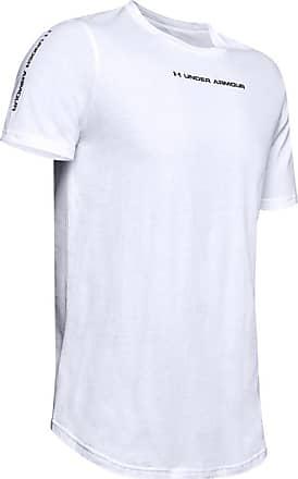 Under Armour Camiseta Shaped Graphic Branca - Homem - Branco - G BR