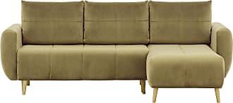 SLF24 Globe Corner Sofa Bed-Velluto 19