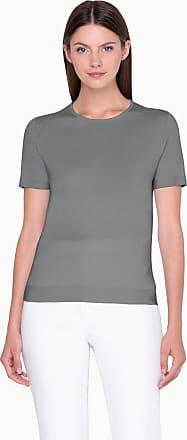 Akris Seamless T-shirt in Sea Island Cotton