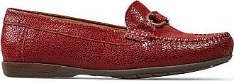 Van Dal Womens Bliss Loafers, Poppy Red, E EU 41