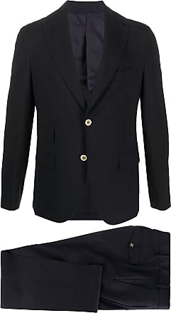 Eleventy fitted two-piece suit - Blue