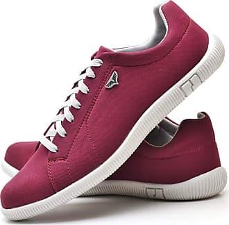 Juilli Sapatênis Sapato Casual Com Cadarço Masculino JUILLI 900DB Tamanho:39;cor:Vermelho;gênero:Masculino