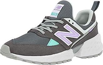 hellblau NEU Schuhe Turnschuhe New Balance WR996-NOB-D Sneaker Damen grau