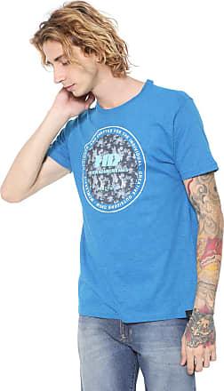 Hawaiian Dreams Camiseta HD Cozy Azul