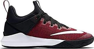 buy online 734f6 35b30 Nike 921692, Herren Basketballschuhe, Rot - rot, schwarz - Größe  41 EU