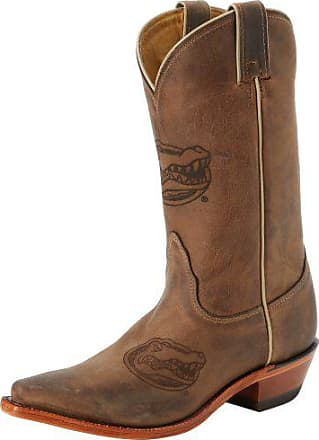 Nocona Boots Womens Univ of Florida Boot,Tan,11 B US