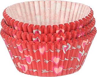 Wilton 415-5515 Heartfelt Valentine Baking Cups