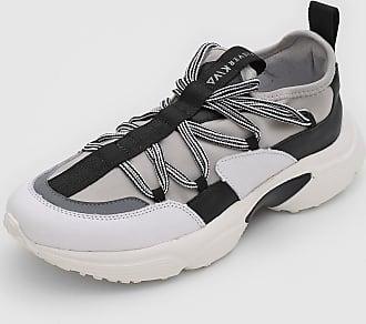 Fiever Tênis Dad Sneaker Chunk Fiever Cinza/Branco