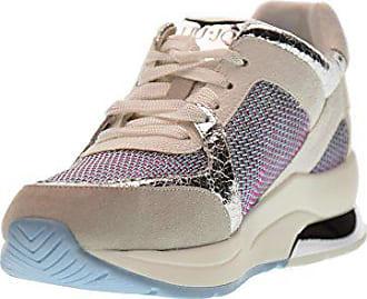 Liu Jo Running Schuhe Linda B18021T204401140 Größe 41 Weiß Silber 21d9408468b