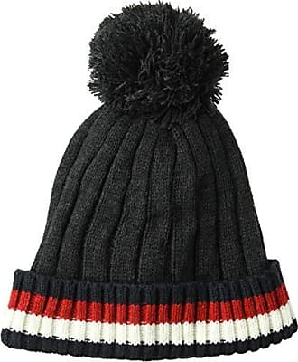 a4e2ef11 Tommy Hilfiger Mens Cold Weather Cuffed Beanie, Gray/Multi, One Size