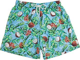 Mash Short Bermuda Estampado Florido Liso Com Bolso Mash Moda Praia Com Elástico Verão