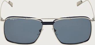 Salvatore Ferragamo Men Sunglasses Blue