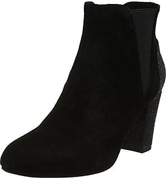 405ae3b1478e93 Shoe The Bear Damen Hannah Mix Stiefeletten Schwarz (Black) 38 EU