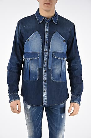 3cea87a3ad Dsquared2® Denim Shirts  Must-Haves on Sale up to −50%