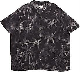 Jack & Jones plus size short sleeve shirt with all over print