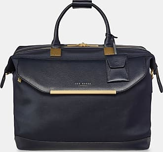 Ted Baker Metallic Trim Small Holdall in Navy LUGSII, Womens Accessories