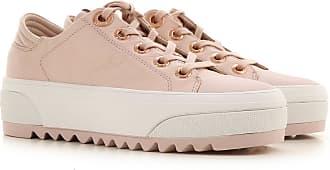 Michael Kors Sneaker für Damen, Tennisschuh, Turnschuh Günstig im Sale, Weiches Pink, Leder, 2019, 35 35.5 36 36.5 37 39 39