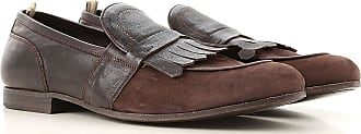 Officine Creative Loafers for Men On Sale, Chocolate, Leather, 2017, 10 10.25 10.5 7.5 7.75 8 8.5 9.5