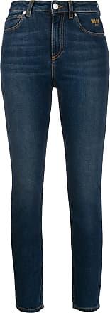 Msgm slim fit jeans - Blue